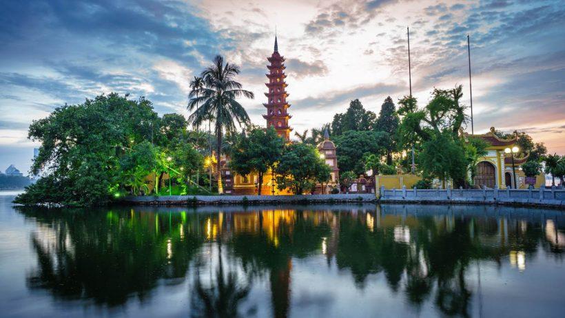 essential vietnam hanoi